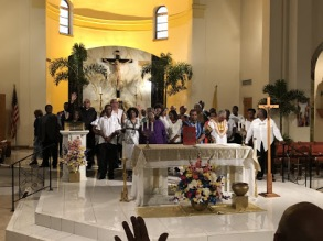 Saint Joseph Catholic Church, Iglesia De San Jose' – All Are Welcome