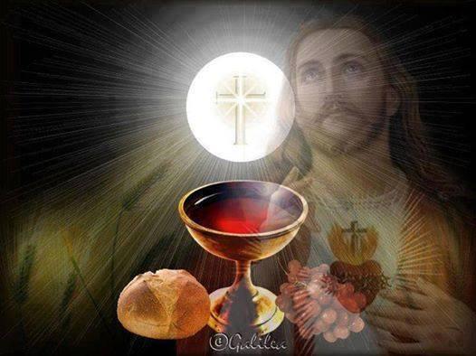 eucharist jesus