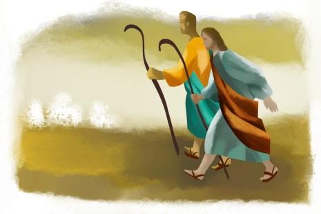 apostles-sent-in-pairs