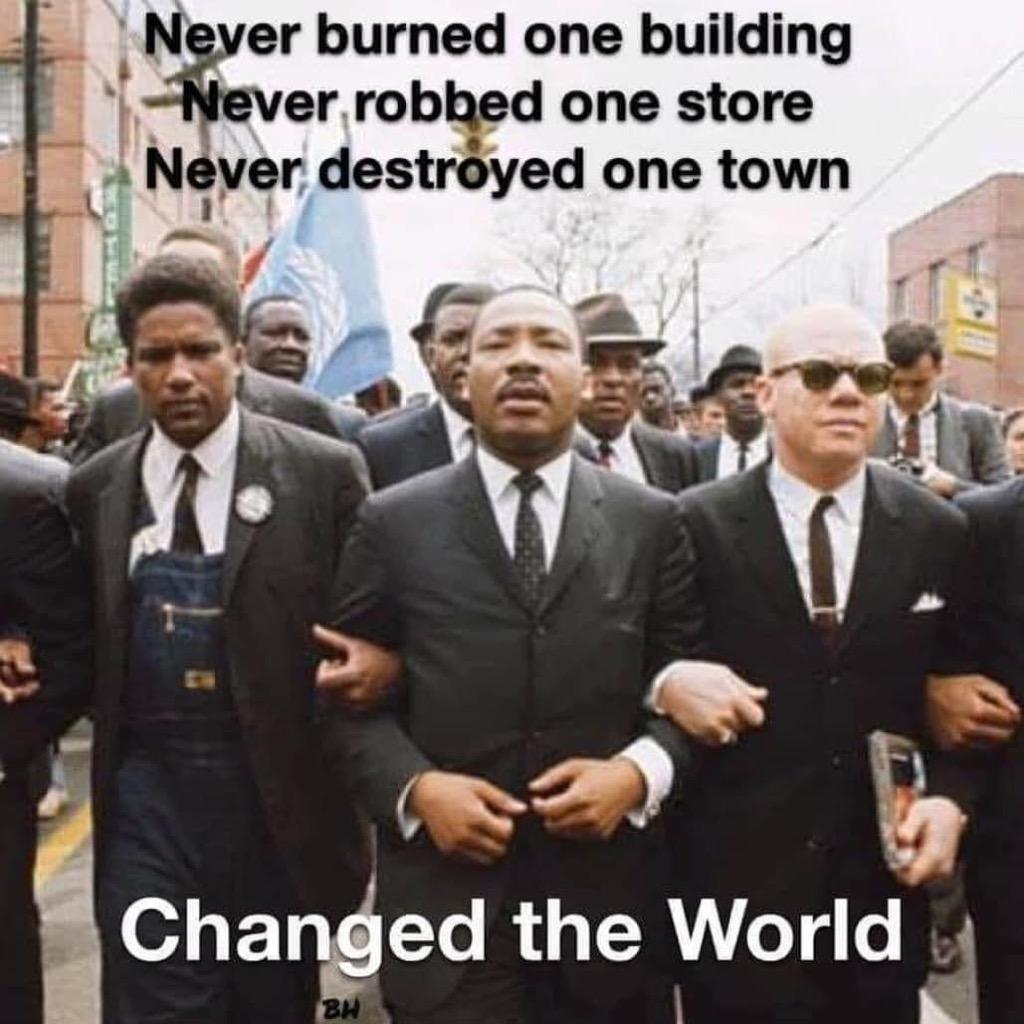 MLK Meme